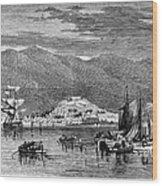 St.thomas, 1868 Wood Print by Granger