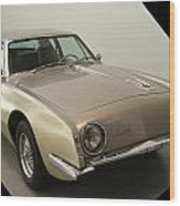 Studebaker Avanti Wood Print