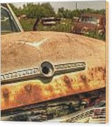 Studebaker Champion Wood Print