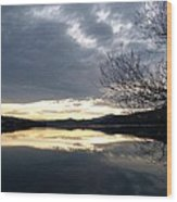Stunning Tranquility Wood Print by Will Borden