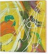 Summer Bliss IIi Wood Print