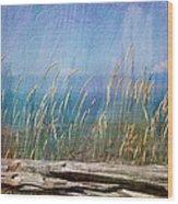 Summer Rendezvous Wood Print