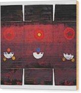 Sunarise Wood Print