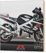 Suzuki Gsx-r Wood Print