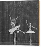 Swan Lake  White Adagio  Russia 4 Wood Print
