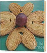 Sweet Flower Wood Print