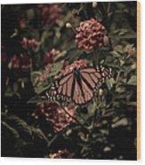 Sweet Lantana Wood Print