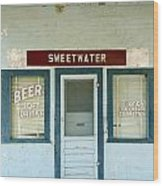 Sweetwater Store Wood Print