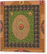 Symmetrica 143 Wood Print