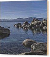 Tahoe Clarity Wood Print