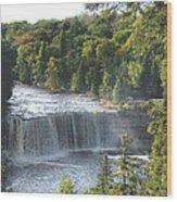 Tahquamenon Falls 1531 Wood Print