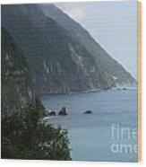 Taiwan Postcard 2 Wood Print