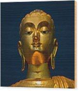 Tangsai Buddha Wood Print
