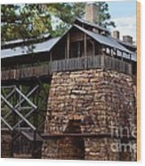 Tannehill Furnaces 2012 Wood Print