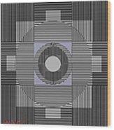 Tectural 155 Wood Print