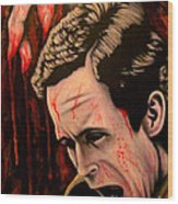 Ted Bundy Wood Print