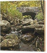Tennessee Stone Bridge 6062 Wood Print