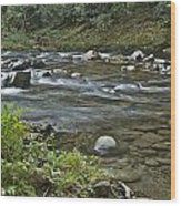 Tennessee Stream 6049 Wood Print