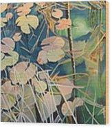 Tennessee Swamp Wood Print