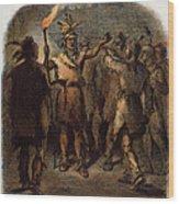 Tenskwatawa (c1768-1834) Wood Print