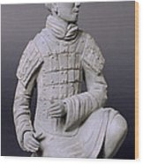 Terracotta Warrior  Wood Print