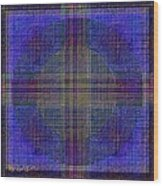 Textural 182 Wood Print