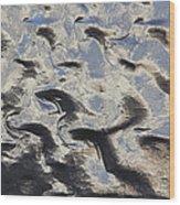 Textured Glass Wood Print