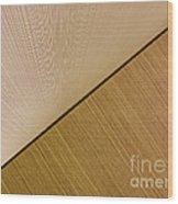 Textures. Beige. Wood Print