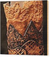 Textures Wood Print