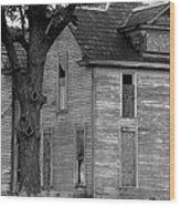 The Adams Family Wood Print
