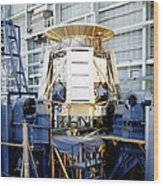 The Apollo Telescope Mount Undergoing Wood Print by Stocktrek Images