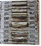 The Art Of Wood 2 Wood Print by Randall Weidner