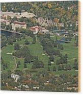The Broadmoor Wood Print