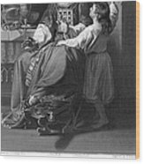 The Calling Of Samuel Wood Print