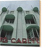 The Carlyle Wood Print