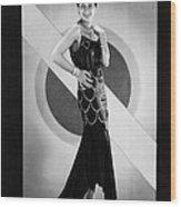 The Cocoanuts, Kay Francis, 1929 Wood Print