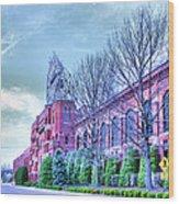 The Colgate-pamolive Company Building II Wood Print