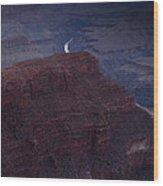 The Colorado River At Hopi Point Wood Print