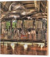The Dymaxion House Dearborn Mi Wood Print