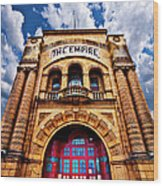 The Empire Theatre Wood Print