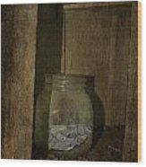 The Endless Jar  Wood Print