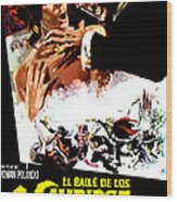 The Fearless Vampire Killers, Aka Dance Wood Print
