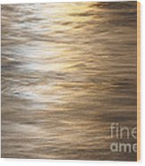 The Flow Wood Print