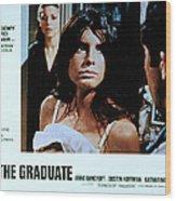 The Graduate, Anne Bancroft, Katharine Wood Print by Everett