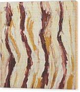 The Great Greek Philosophers Wood Print