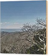 The Great Smoky Mountains Wood Print