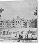 The Hague: Huis Ten Bosch Wood Print