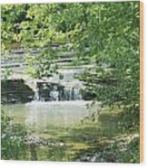 The Harpeth Brentwood Tennessee Wood Print
