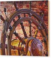 The Helm Wood Print