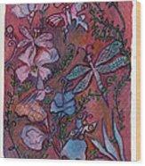 The Joys Of Nature Wood Print